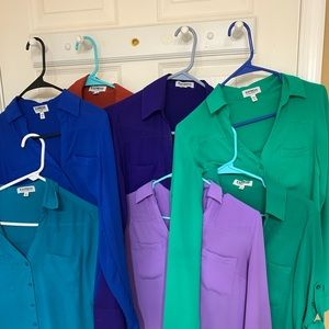 Express Portofino Shirts XS